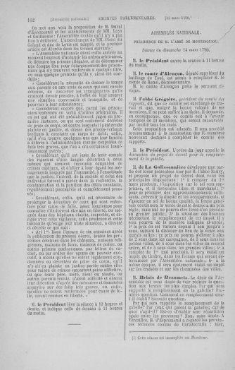 Tome 12 : Du 2 mars au 14 avril 1790 - page 162