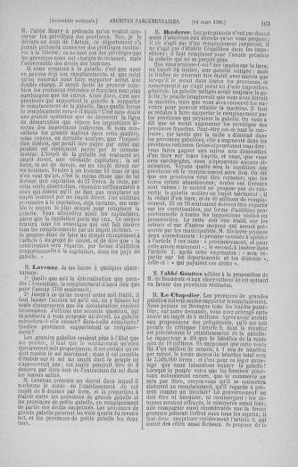 Tome 12 : Du 2 mars au 14 avril 1790 - page 163