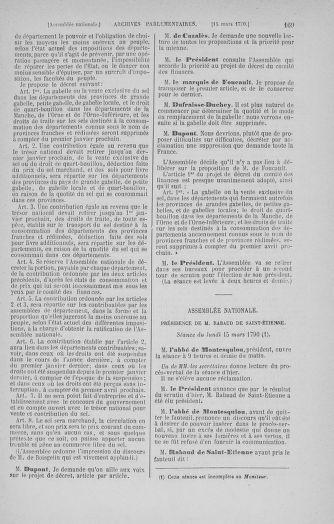 Tome 12 : Du 2 mars au 14 avril 1790 - page 169