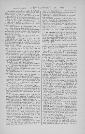 Tome 12 : Du 2 mars au 14 avril 1790 - page 171