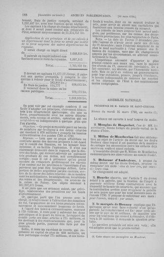 Tome 12 : Du 2 mars au 14 avril 1790 - page 188