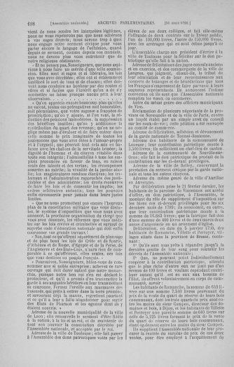Tome 12 : Du 2 mars au 14 avril 1790 - page 198