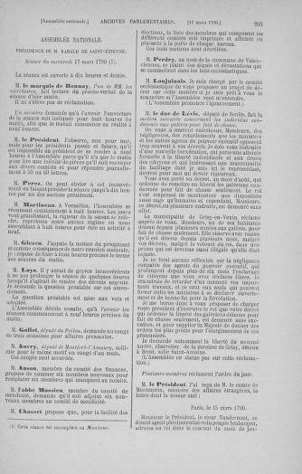 Tome 12 : Du 2 mars au 14 avril 1790 - page 205