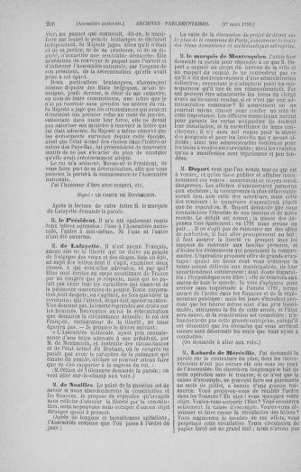 Tome 12 : Du 2 mars au 14 avril 1790 - page 206