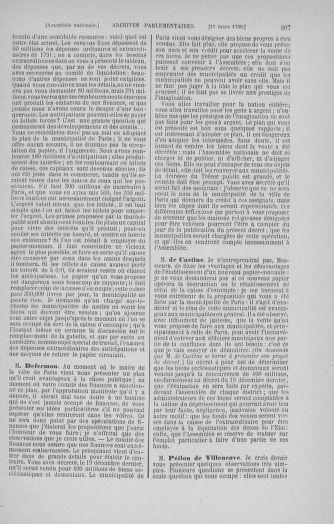 Tome 12 : Du 2 mars au 14 avril 1790 - page 207