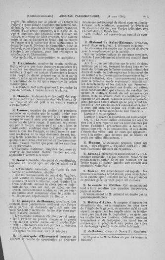 Tome 12 : Du 2 mars au 14 avril 1790 - page 213