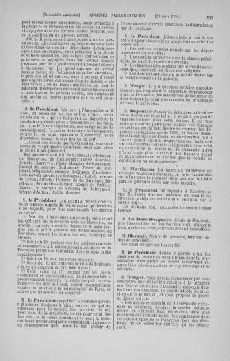 Tome 12 : Du 2 mars au 14 avril 1790 - page 259