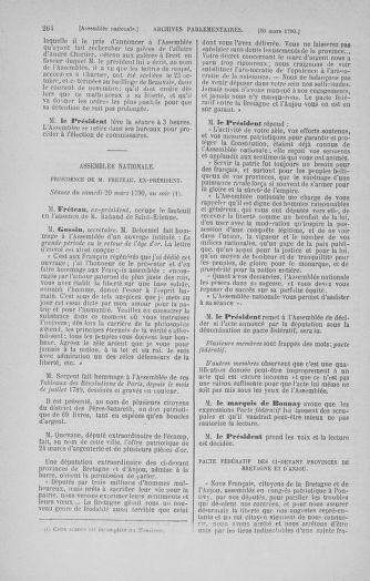 Tome 12 : Du 2 mars au 14 avril 1790 - page 264