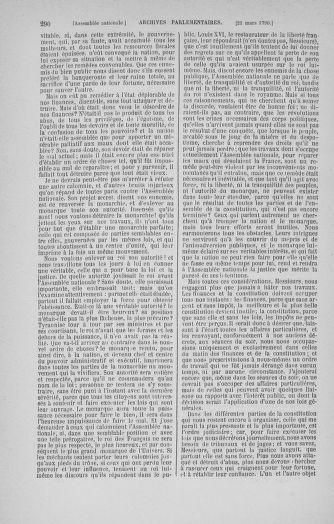 Tome 12 : Du 2 mars au 14 avril 1790 - page 290