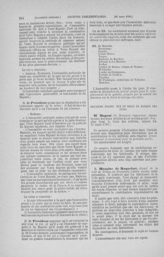 Tome 12 : Du 2 mars au 14 avril 1790 - page 294