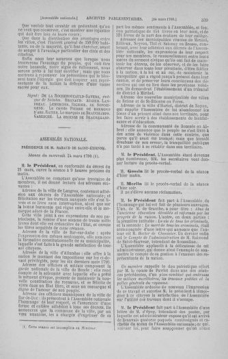 Tome 12 : Du 2 mars au 14 avril 1790 - page 339