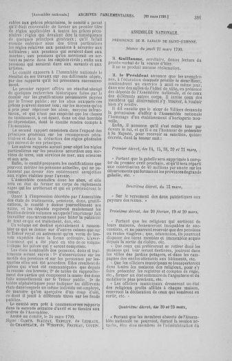 Tome 12 : Du 2 mars au 14 avril 1790 - page 351