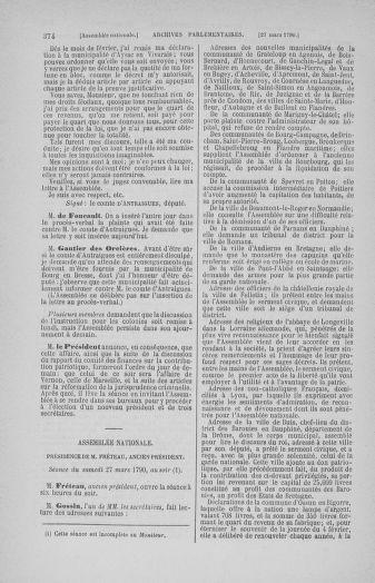 Tome 12 : Du 2 mars au 14 avril 1790 - page 374