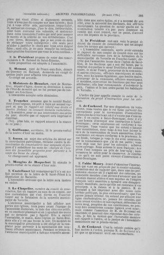 Tome 12 : Du 2 mars au 14 avril 1790 - page 381