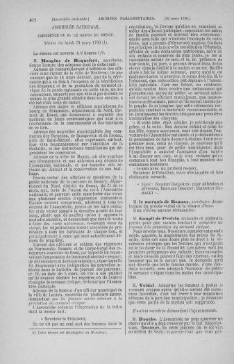 Tome 12 : Du 2 mars au 14 avril 1790 - page 402