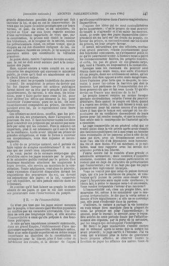 Tome 12 : Du 2 mars au 14 avril 1790 - page 447