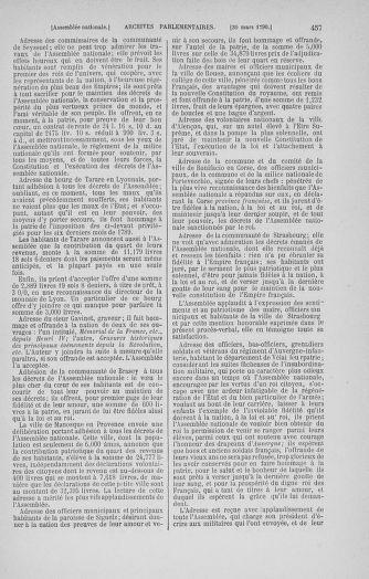 Tome 12 : Du 2 mars au 14 avril 1790 - page 457