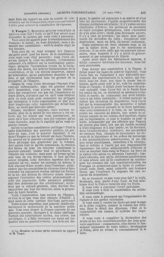 Tome 12 : Du 2 mars au 14 avril 1790 - page 485