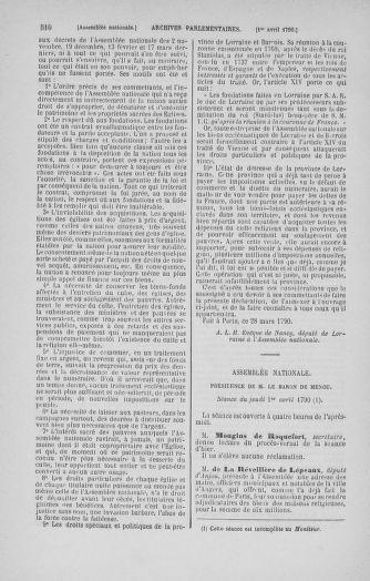 Tome 12 : Du 2 mars au 14 avril 1790 - page 510
