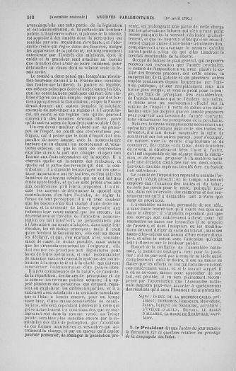 Tome 12 : Du 2 mars au 14 avril 1790 - page 512
