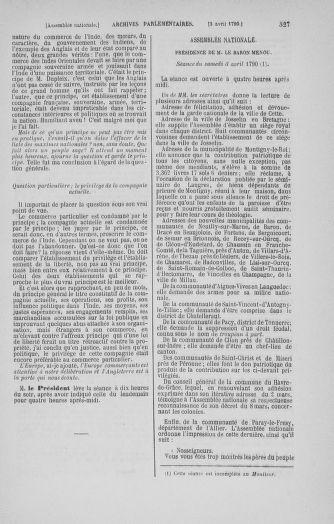 Tome 12 : Du 2 mars au 14 avril 1790 - page 527