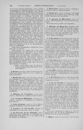Tome 12 : Du 2 mars au 14 avril 1790 - page 528