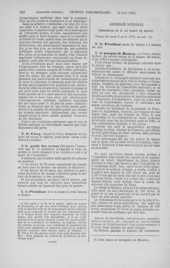 Tome 12 : Du 2 mars au 14 avril 1790 - page 592