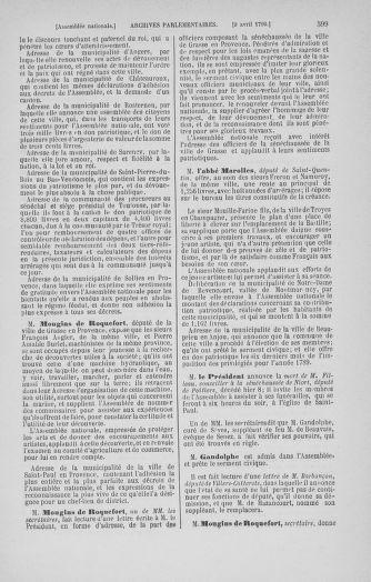 Tome 12 : Du 2 mars au 14 avril 1790 - page 599