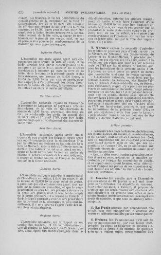 Tome 12 : Du 2 mars au 14 avril 1790 - page 630