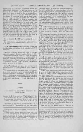 Tome 12 : Du 2 mars au 14 avril 1790 - page 703