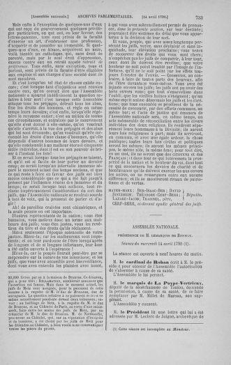 Tome 12 : Du 2 mars au 14 avril 1790 - page 733