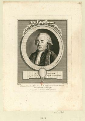 M. d Eymar député de la sénéch.ée de Forcalquier, né le 8 7.bre 1747 : [estampe]