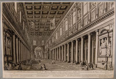 Chiesa di S. Maria Maggiore, interno