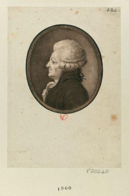 Honoré Riquetti Mirabeau député de la sénéchaussée d'Aix à l'Assemblée nationale de 1789 elu president le 29 janvier 1791, mort le 3 avril de la meme année ... : [estampe]