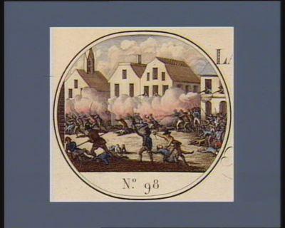 N.o 98 28 novembre. Massacre des Français à Francfort... : [estampe]