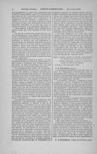 Tome 21 : Du 26 novembre 1790 au 2 janvier 1791 - page 2