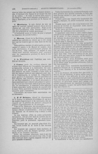Tome 21 : Du 26 novembre 1790 au 2 janvier 1791 - page 130