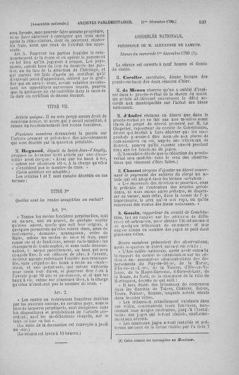 Tome 21 : Du 26 novembre 1790 au 2 janvier 1791 - page 169