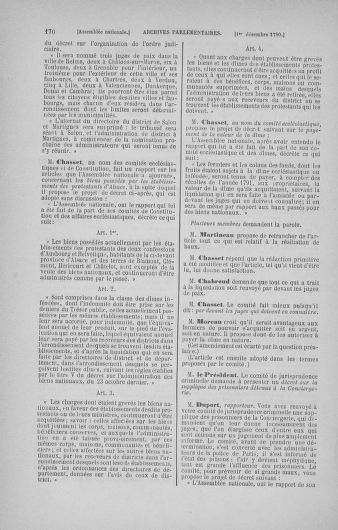 Tome 21 : Du 26 novembre 1790 au 2 janvier 1791 - page 170