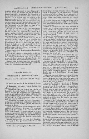Tome 21 : Du 26 novembre 1790 au 2 janvier 1791 - page 215