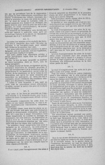Tome 21 : Du 26 novembre 1790 au 2 janvier 1791 - page 221