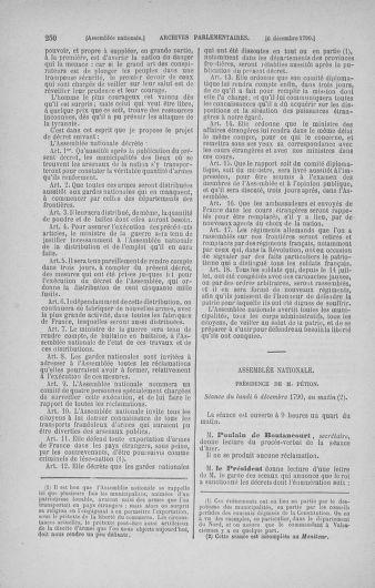 Tome 21 : Du 26 novembre 1790 au 2 janvier 1791 - page 250