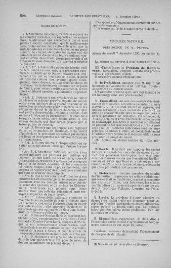 Tome 21 : Du 26 novembre 1790 au 2 janvier 1791 - page 298