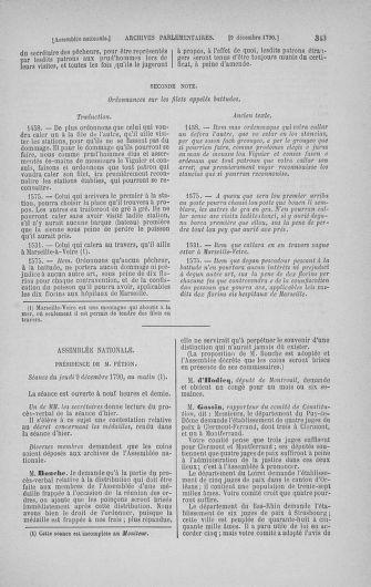 Tome 21 : Du 26 novembre 1790 au 2 janvier 1791 - page 343