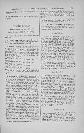 Tome 21 : Du 26 novembre 1790 au 2 janvier 1791 - page 361