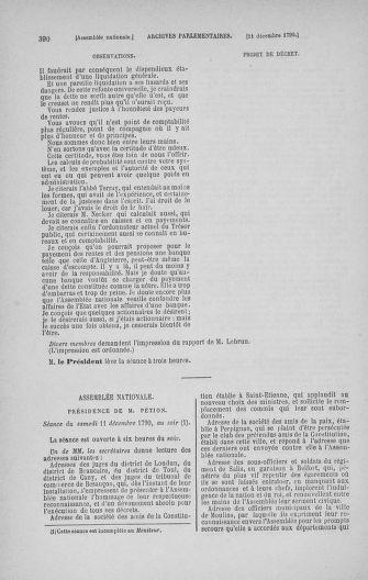 Tome 21 : Du 26 novembre 1790 au 2 janvier 1791 - page 390