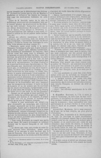 Tome 21 : Du 26 novembre 1790 au 2 janvier 1791 - page 391