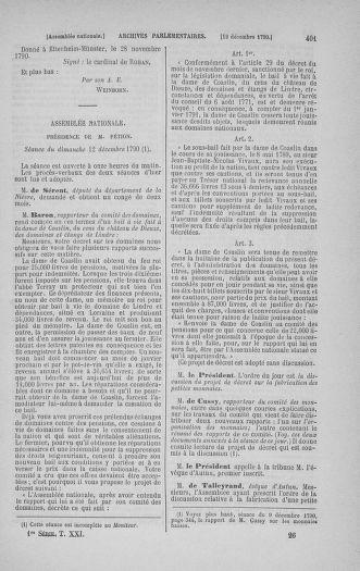 Tome 21 : Du 26 novembre 1790 au 2 janvier 1791 - page 401