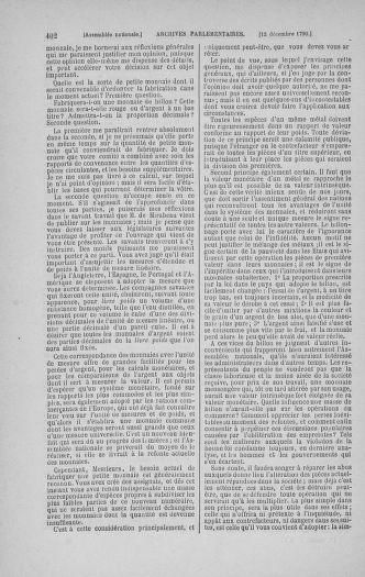 Tome 21 : Du 26 novembre 1790 au 2 janvier 1791 - page 402