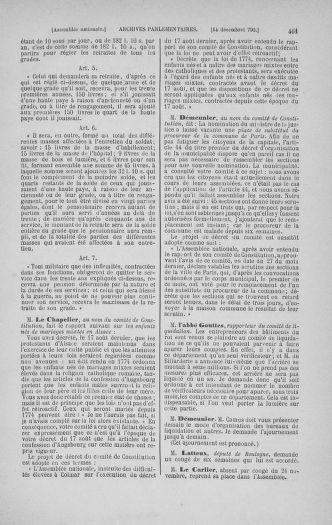 Tome 21 : Du 26 novembre 1790 au 2 janvier 1791 - page 461